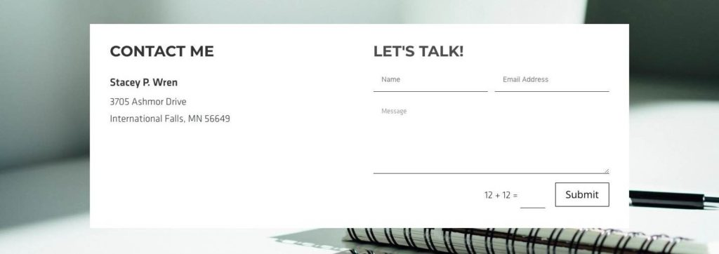 WP Tutorial - Styling Various Contact Form Plugins
