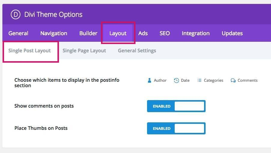 Divi Tutorial - Blog Category Pages