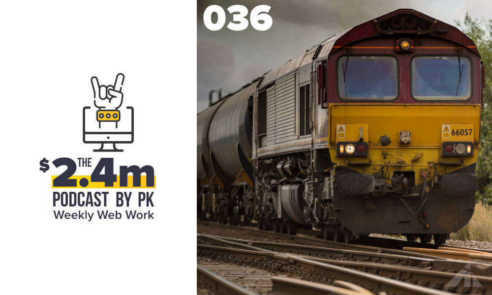 Ep 036 – Train of Consequences
