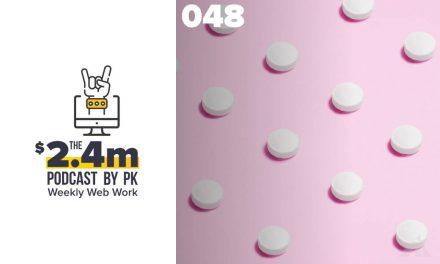 Ep048 – Bitter Pill